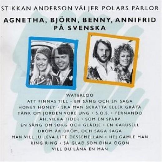 """Pa Svenska"" by Agnetha, Bjorn, Benny, Anni-Frid (1994)"