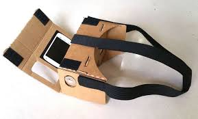 Cheaper way of virtual reality with google