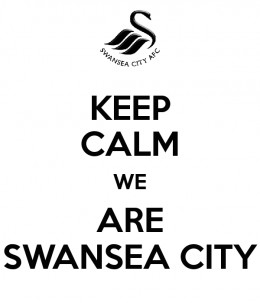 We Are Swansea City