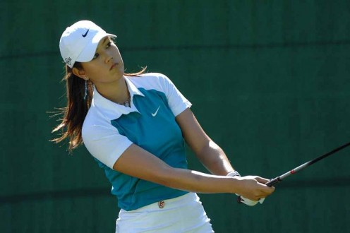 Michelle Wie is not only pretty, but an extremely talented golfer