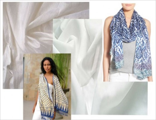 Be Creative With These Plain Silk And Cotton Fabrics