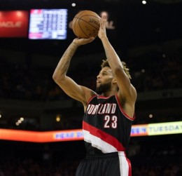 Allen Crabbe's a solid young player that's important to the Blazers, but as a bench player he benefited from the salary cap bump more than anyone.