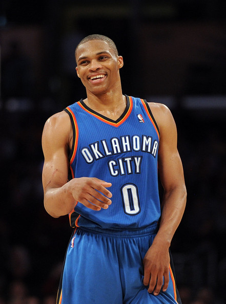 Westbrook may actually receive ovations before road games.