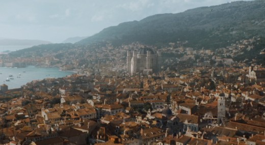 King's Landing, the capital of the Seven Kingdoms