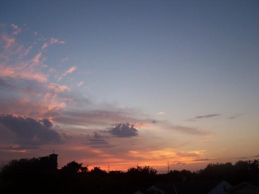 Heaven's light...