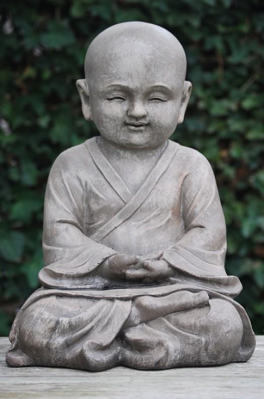 Buddha: Symbol of Mentoring, Meditation, and Spirituality.