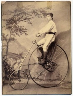1880 Big Imperial  was an early hit  among bicyclists