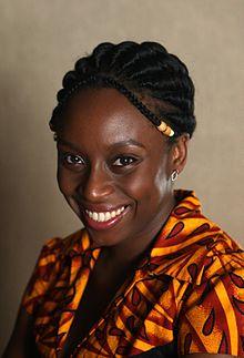 Chimamanda Ngozi Adichie - Nigerian writer