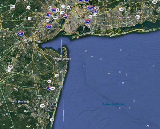 Hurricane Harold Striking New York and New Jersey