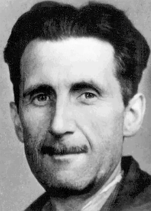 """If you want a vision of the future, imagine a boot stamping on a human face, forever."" - George Orwell"