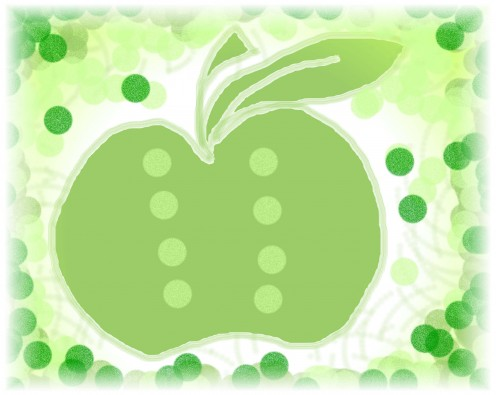 Soft Green Digital Art