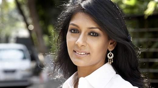 Indian actress Nandita Das