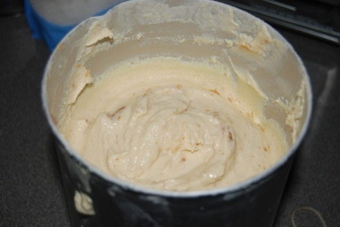 Peanut Peanut Butter Ice-Cream