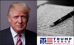 A Republican's Urgent Letter To Donald J. Trump