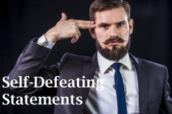 7 Self-Defeating Statements Used by Skeptics