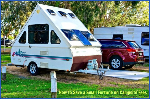 8 strategies that will help you to save hundreds of dollars on camping fees.