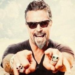 Richard Rawlings owner of Gas Monkey Garage on Discovery Channel