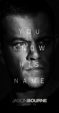 Jason Bourne Is Back, and He's Ready to Go!