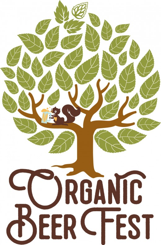 2016 Organic Beer Fest logo