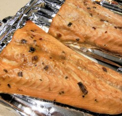 The Steilacoom Salmon Bake--Family Fun (and Recipes)
