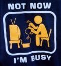 I Am Just Too B-U-S-Y!?!