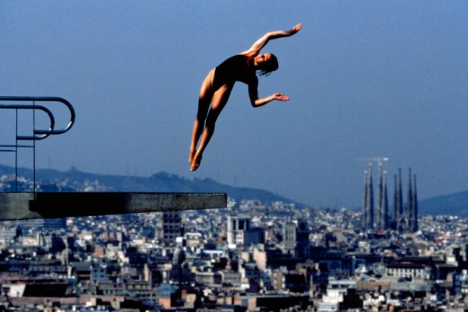 The 1992 Olympic Games in Barcelona, Spain.