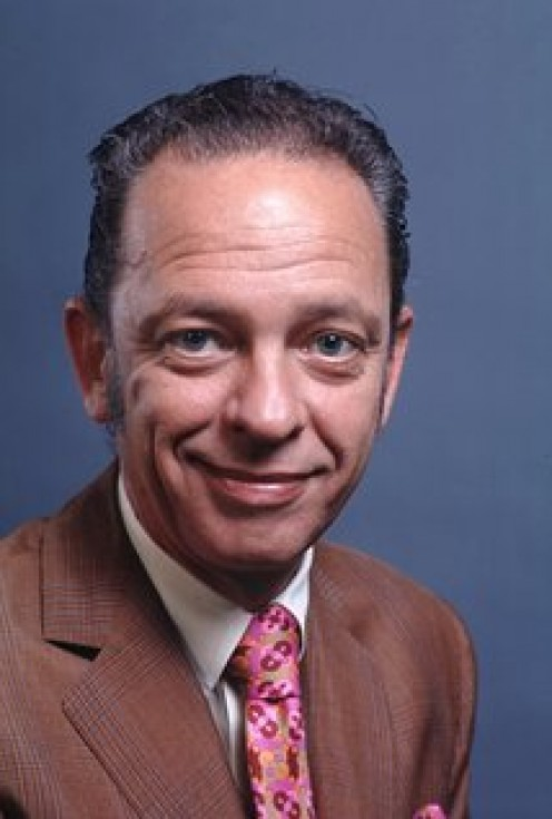 Don Knotts as  deputy sheriff, Barney Fife