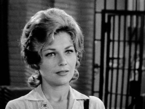 "Joanna Moore was  Peggy McMillan, county nurse, who would have been ""the"" love interest for ""Andy Taylor."""
