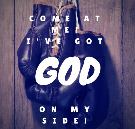 If Jesus Be For Me, Who Can Be Against Me!!