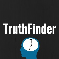 #TruthFinder Episode One: How do we know what is really true?
