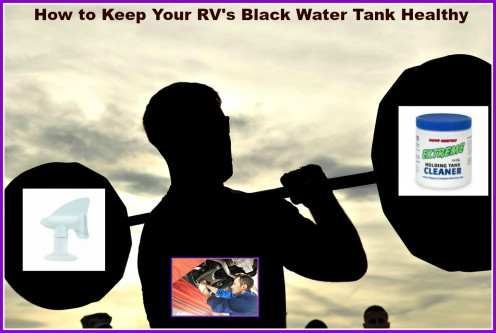 How to Keep Your RV's Blackwater Tank Healthy