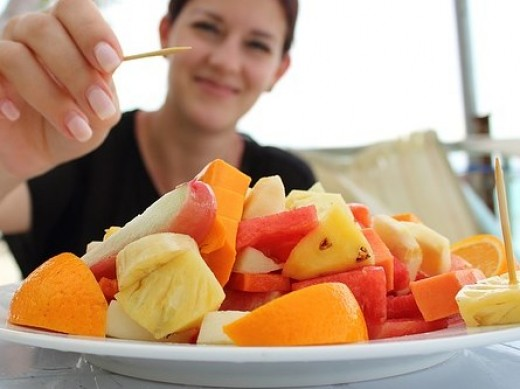 Eat a healthy breakfast for an energy boost!
