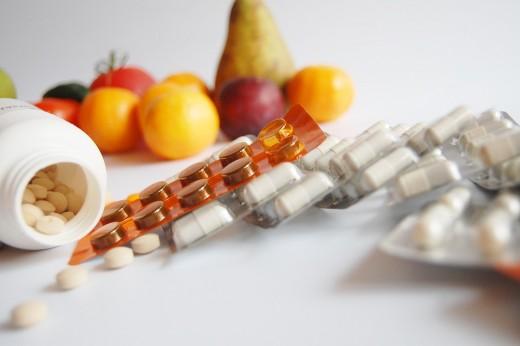 Symptoms of Vitamin B Complex Deficiencies and Deficiencies of the B Vitamins Group