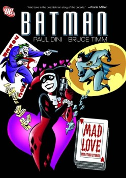 Rebel Angel Reviews - Mad Love the Comic Book