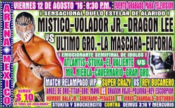 CMLL Super Viernes: Today Was a Good Day