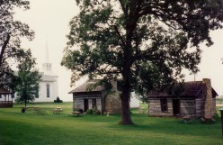 History of Walnut Grove Pioneer Village in Iowa ~ Pictures ~ A Look Back