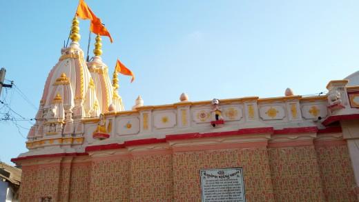 Shukleswar Mahadeva Temple