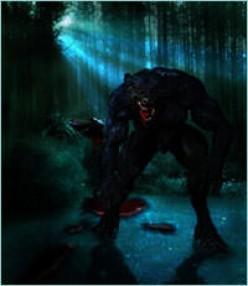 The Rougarou: Louisiana's Cajun Werewolf