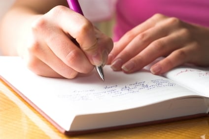 Gratitude journals are a great tool for addiction recovery.