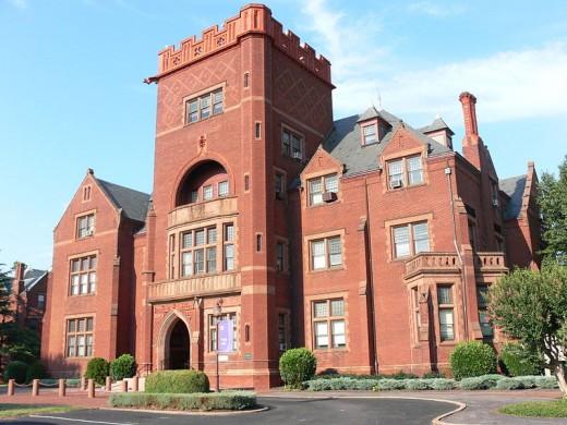 Union Theology Seminary, Richmond, VA