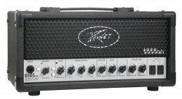 The Peavey 6505 Series features monsters like the 6505+ 120-watt head, and little dynamos like the 6505MH Mini Head.