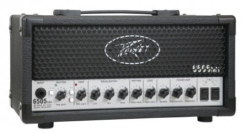 Peavey 6505 Series Guitar Amp Review