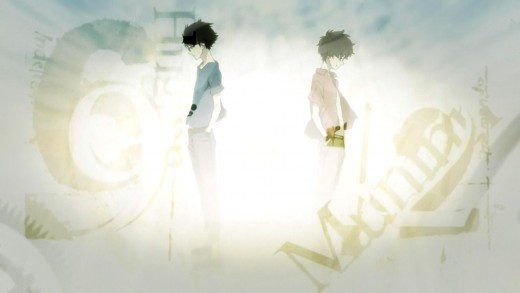 Zankyou no Terror: Nine and Twelve