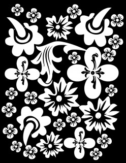Free Flower Coloring Pages for Kids