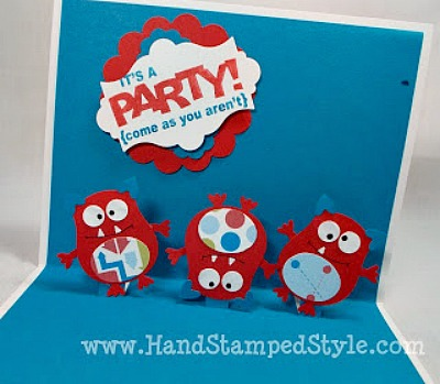 36 DIY Ideas For Making Pop Up Cards