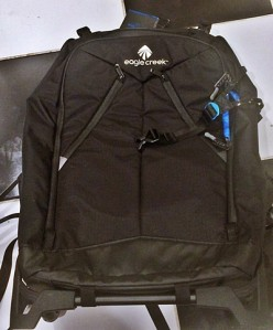 Traveling light and protected in style: a review of Eagle Creek's EC Lync™ Carry-On Limited Edition 2016