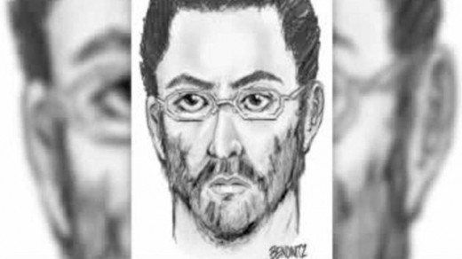 Sketch of the alleged murderer of Muslim Imam and associate in Queens. If you recognize this person contact NYPD.