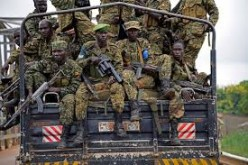Worthless U.N. Troops in Kenya