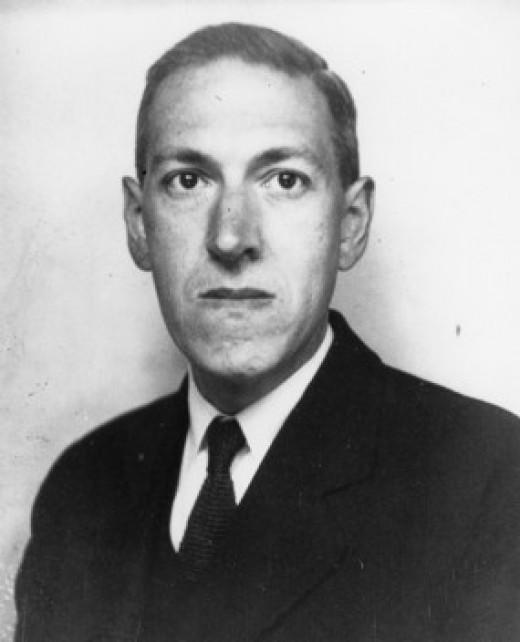 Howard Phillips Lovecraft, 1934.