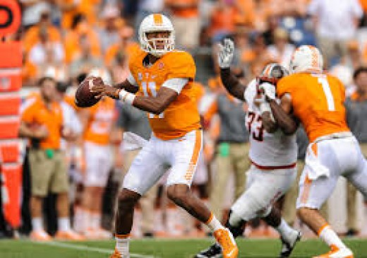 QB Joshua Dobbs ( Tennessee)